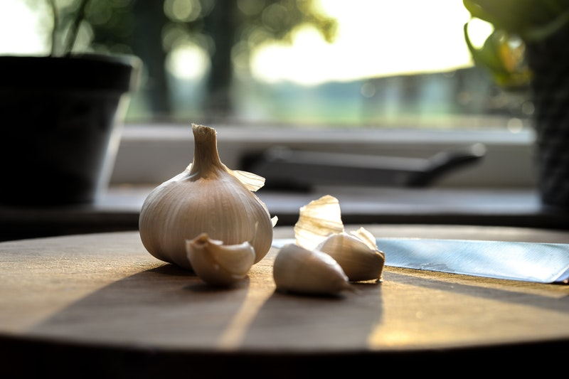 Garlic: Good for Your Heart!