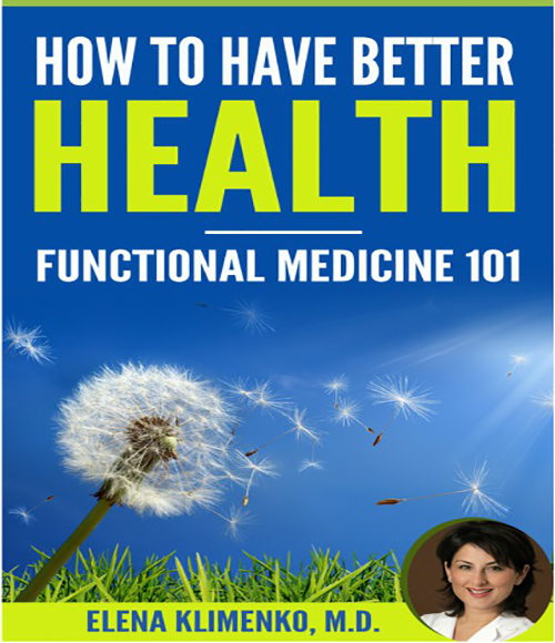 Dr. Klimenko's ebook on Functional Medicine 101