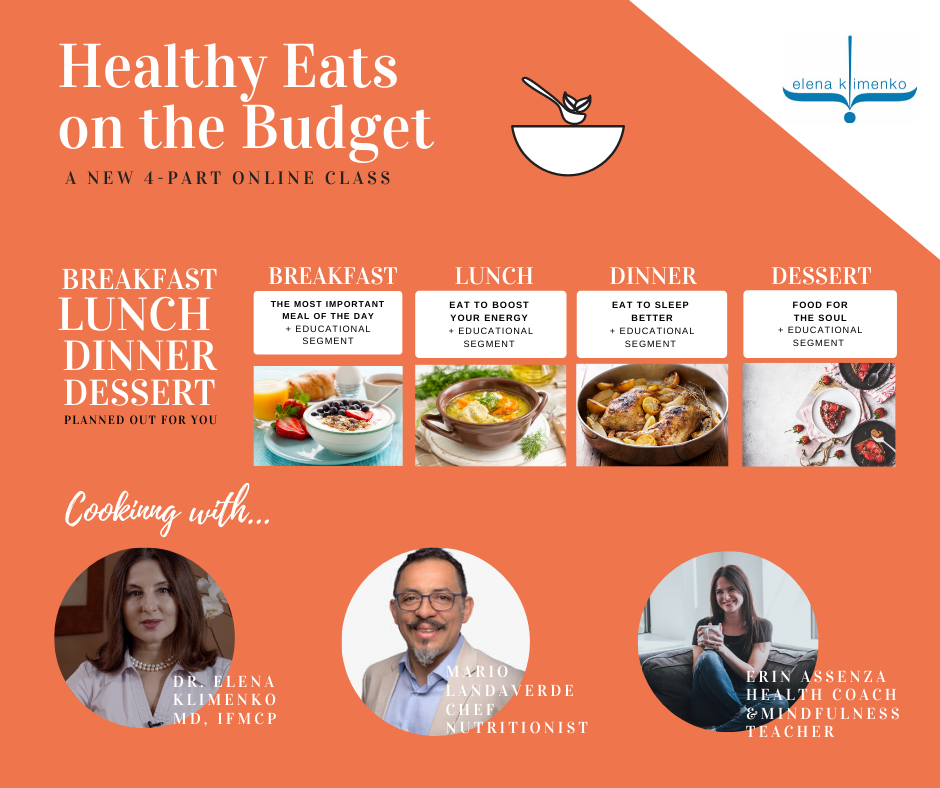 Healthy Eats On The Budget